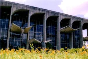 Palácio da Justiça - Sede da SENAD